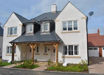 Thumbnail 4 bedroom semi-detached house for sale in Siddal Street, Tadpole Garden Village, Swindon