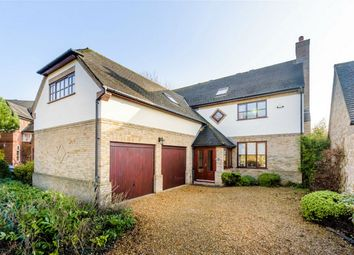 Thumbnail 4 bedroom detached house for sale in Manor View, Hartford, Huntingdon