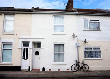 Thumbnail 3 bedroom terraced house for sale in Liverpool Road, Portsmouth