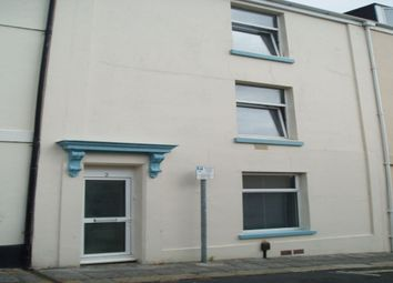 Thumbnail 4 bed terraced house to rent in Wellington Street, Plymouth