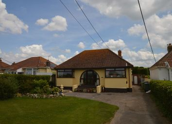 Thumbnail 2 bed detached bungalow for sale in Beach Road, Sand Bay, Kewstoke