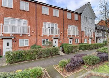 4 bed terraced house for sale in Chequers Avenue, High Wycombe, Buckinghamshire HP11