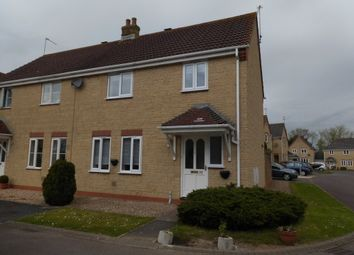 Thumbnail 3 bed property to rent in Church View, Gillingham