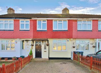 Thumbnail 3 bed terraced house for sale in Firdene, Tolworth, Surbiton, Surrey