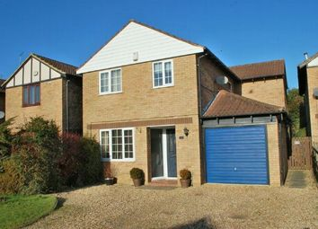 Thumbnail 4 bedroom detached house for sale in St Emilion Close, Duston, Northampton