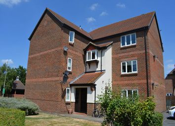 Thumbnail 1 bed flat to rent in Wensum Drive, Didcot, Oxfordshire