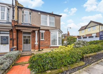 Bostall Hill, Abbey Wood SE2. 3 bed end terrace house for sale