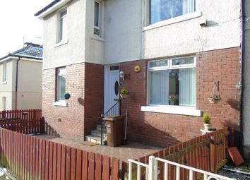 Thumbnail 2 bed flat for sale in Beechbank Avenue, Whinhall, Airdrie