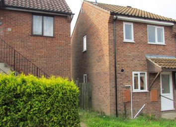 Thumbnail 2 bed end terrace house to rent in The Hill, Halesworth Road, Bramfield, Halesworth