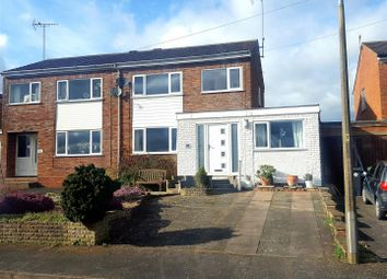 Thumbnail 3 bed semi-detached house for sale in Marlborough Drive, Stourport-On-Severn