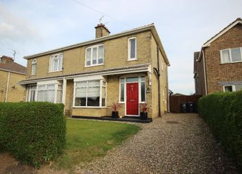 Thumbnail 3 bed semi-detached house for sale in Staples Lane, Soham, Ely