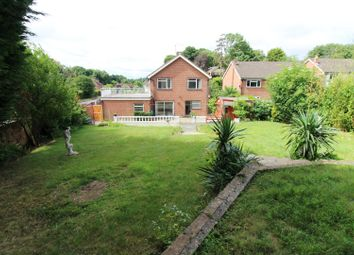Thumbnail 4 bed detached house to rent in Surley Row, Emmer Green, Reading