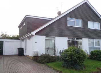 Thumbnail 3 bed semi-detached house for sale in Carlton Road, Reading, Reading