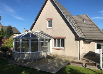 Thumbnail 4 bed detached house to rent in Meadowlands Park, Westhill