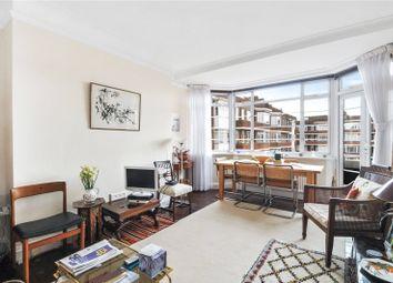 Thumbnail 1 bed flat for sale in Hillfield Court, Belsize Avenue, London