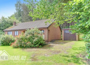 Thumbnail 3 bed detached bungalow for sale in Fron Park Road, Holywell