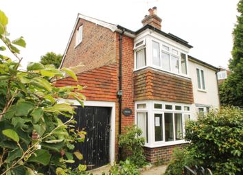 Thumbnail 2 bed semi-detached house to rent in Hammerwood Road, Ashurst Wood, East Grinstead