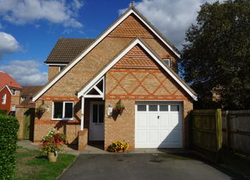 Thumbnail 4 bed detached house for sale in Morris Close, Leicester
