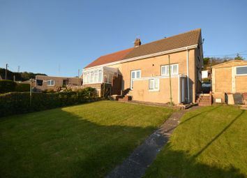 Thumbnail 2 bed semi-detached bungalow to rent in Dolau Fan Road, Graig, Burry Port
