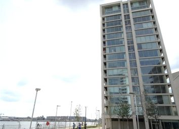 Thumbnail 1 bed flat for sale in Liner House, Schooner Road, Royal Wharf, London