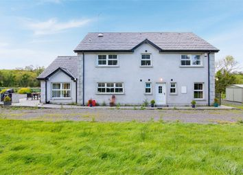 Thumbnail 5 bed detached house for sale in Moybane Road, Drumageever, Letterbreen, Enniskillen, County Fermanagh