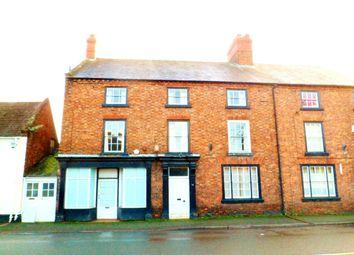 Thumbnail 7 bedroom terraced house for sale in High Street, Overton, Wrexham