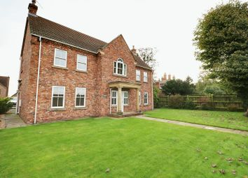 Thumbnail 5 bed detached house for sale in Castlethorpe, Scawby Brook, Brigg