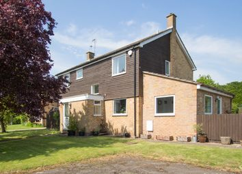 Thumbnail 4 bed detached house for sale in Cottons Field, Dry Drayton, Cambridge