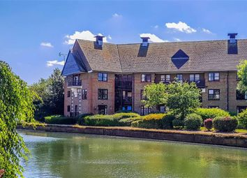 Thumbnail 3 bed flat for sale in Wickhams Wharf, Ware, Hertfordshire