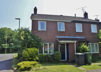 Thumbnail 3 bed terraced house to rent in Mccartney Walk, Basingstoke