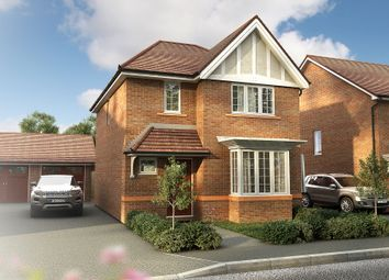 "Thumbnail 3 bedroom detached house for sale in ""The Heywood"" at Omega Boulevard, Warrington"