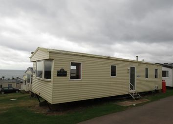 Thumbnail 3 bedroom mobile/park home for sale in Devon Cliffs, Sandy Bay, Exmouth