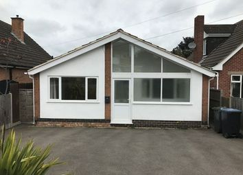 Thumbnail 4 bed bungalow for sale in Atkins Way, Burbage, Hinckley