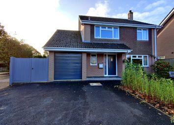 New Forest Drive, Brockenhurst SO42. 4 bed detached house for sale