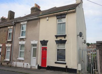 Thumbnail 3 bed end terrace house for sale in Rose Street, Rochester