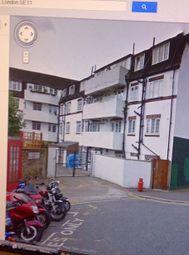 Thumbnail Parking/garage for sale in Wincott Street, London