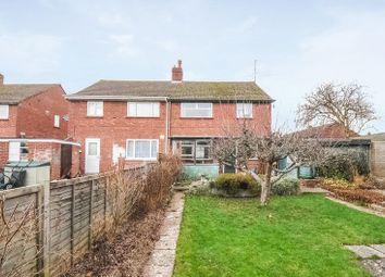 Thumbnail 3 bed semi-detached house for sale in Huxley Close, Wootton, Abingdon