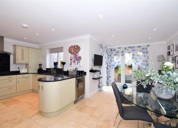 Thumbnail 4 bed semi-detached house for sale in Rosemount Gardens, Maidstone, Kent