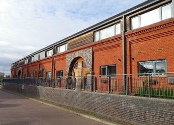 Thumbnail 2 bed town house to rent in Basin Road, Diglis, Worcester