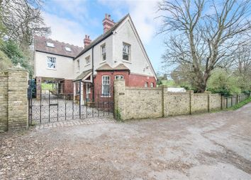 Cemetery Road, Abbey Wood, London SE2. 5 bed detached house for sale