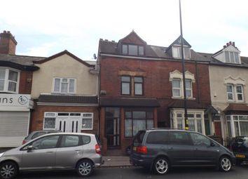 Thumbnail 4 bedroom property for sale in Washwood Heath Road, Birmingham, West Midlands