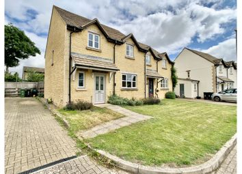 Thumbnail 3 bed semi-detached house for sale in Beaufort View, Luckington