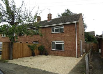 Thumbnail 2 bed end terrace house for sale in Longlands Road, Bishops Cleeve, Cheltenham