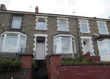 Thumbnail 3 bed terraced house for sale in Park Street, Mountain Ash