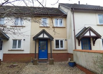 Thumbnail 2 bed terraced house to rent in Fivash Close, Taunton, Somerset