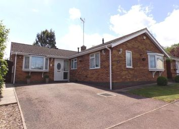 Thumbnail 3 bed bungalow for sale in Stirling Drive, Thurnby, Leicester, Leicestershire