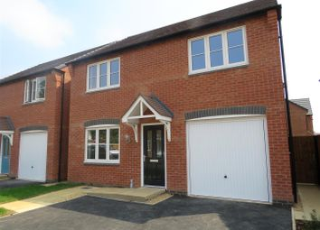 Thumbnail 4 bed detached house to rent in Academy Drive, Hillmorton, Rugby