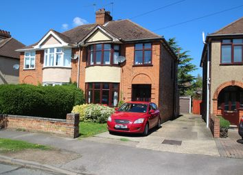 Thumbnail 4 bed semi-detached house for sale in Kingsgate Drive, Ipswich