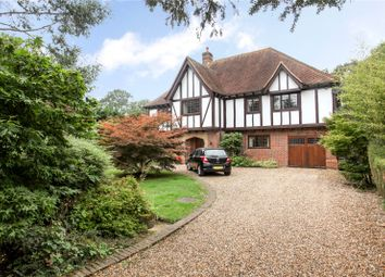 Thumbnail 5 bed detached house for sale in Pennymead Rise, East Horsley, Leatherhead, Surrey