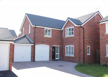Thumbnail 5 bed detached house for sale in Beeby Way, Chester, Flintshire